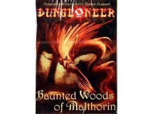 Dungeoneer : Haunted Woods of Malthorin